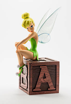 Tink Art Print by Greg Thiemeyer
