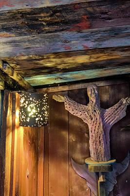 Photograph - Tinkertown Preacher by Tom Singleton