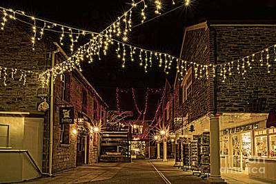 Photograph - Tinners Court, Back Quay, Truro by Terri Waters