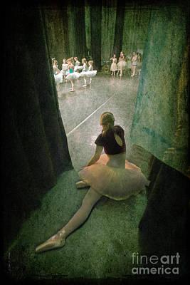 Photograph - Tiny Ballerina by Craig J Satterlee