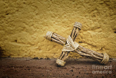 Photograph - Tiny Cross  by Imagery by Charly