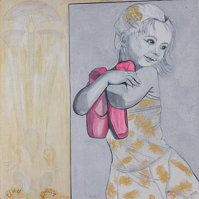 Painting - Tiny Dancer by Darlene Graeser
