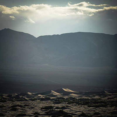Photograph - Tiny Gigantic Dunes by Sebastien Chort