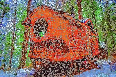 Tiny Home On Wheels Art Print by Mario Carini