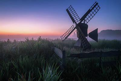 Photograph - Tiny Mill by Edwin Mooijaart