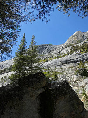 Photograph - Tioga Granite Gods by Jacqueline  DiAnne Wasson