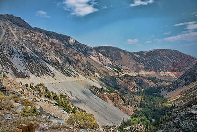 Photograph - Tioga Pass II by Kristia Adams