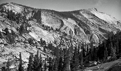 Photograph - Tioga Pass by John Schneider