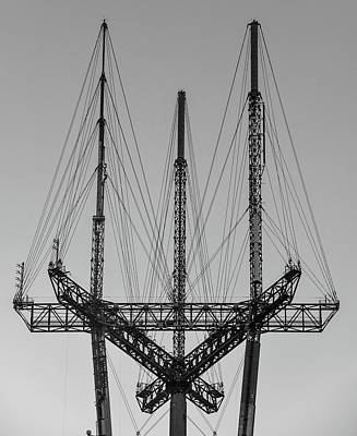 Photograph - Tip Of The Sutro by Rand