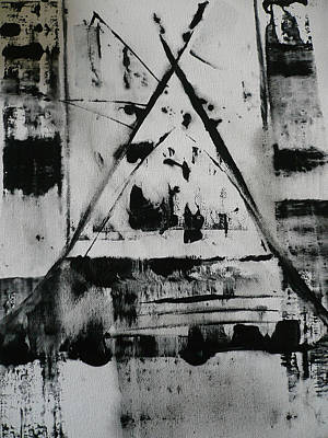 Painting - Tipi Dream by 'REA' Gallery