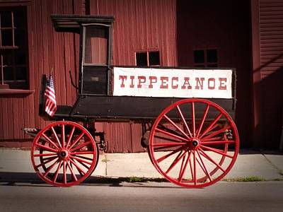 Photograph - Tippecanoe  by Michael L Kimble