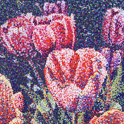 Tiptoe Through The Tulips Original
