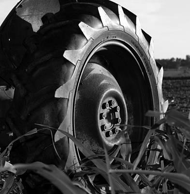 Tire Art Print