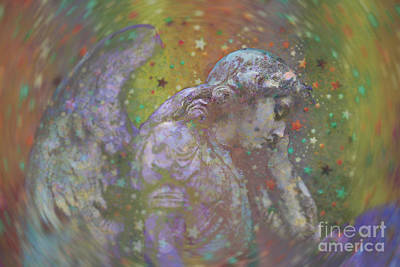 Photograph - Tired Angel  by Nareeta Martin