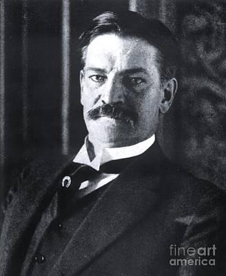Titanic Passenger Colonel Archibald Gracie Iv Art Print by The Titanic Project