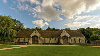 Photograph - Tithe Barn C In Bradford-on-avon by Jacek Wojnarowski