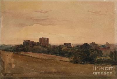Title Knaresborough Castle Art Print