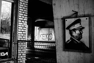 Photograph - Tito by Grebo Gray