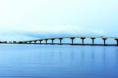 Photograph - Titusville Bridge by Laurie Perry