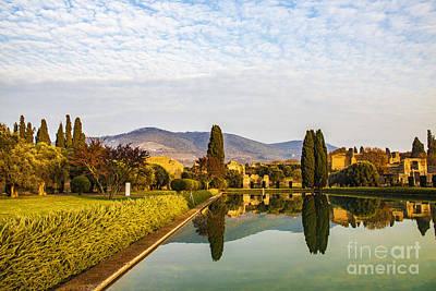 Photograph - Tivoli, Lazio, Italy by Svetlana Batalina