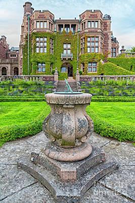 Photograph - Tjoloholm Castle Manor by Antony McAulay