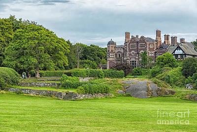 Photograph - Tjoloholm Castle Mansion by Antony McAulay