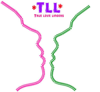 Painting - Tll True Love Lingers by Navin Joshi
