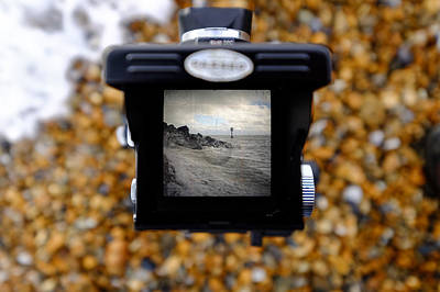 Photograph - Tlr Sea View by Will Gudgeon