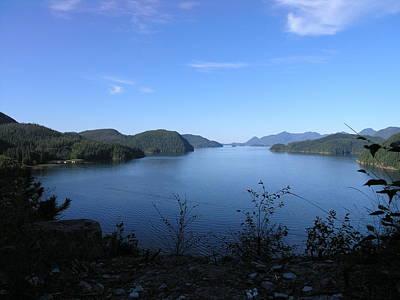 Photograph - Tlupana Inlet #18 by Nootka Sound