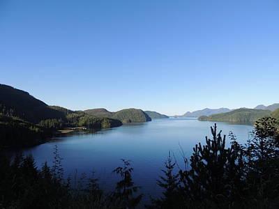 Photograph - Tlupana Inlet #2 by Nootka Sound