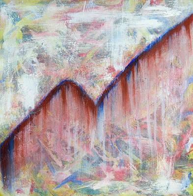 To Climb Original by Brad Rickerby
