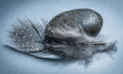 Hard-stone Photograph - To Heal A Broken Heart  by Maggie Terlecki