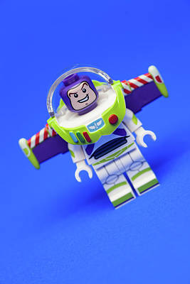 To Infinity And Beyond Print by Samuel Whitton