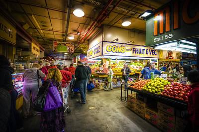 Photograph - To Market by Wayne Sherriff