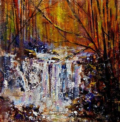 Painting - To The End Of The Day.. by Cristina Mihailescu