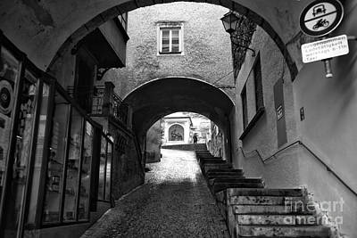 Photograph - To The Light In Salzburg by John Rizzuto