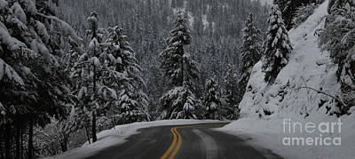 Photograph - To The Mountains by Greg Patzer