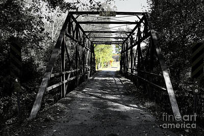 Photograph - To The Otherside by Rick Lipscomb