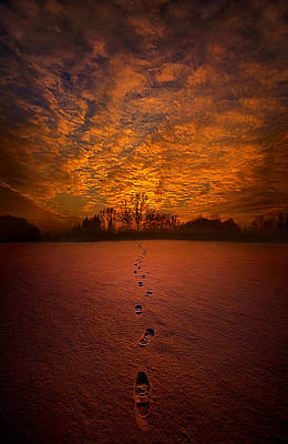 Photograph - To The Point Of No Return by Phil Koch