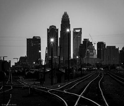 Photograph - To The Queen City by Ant Pruitt
