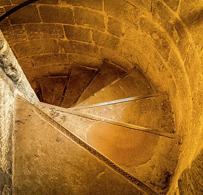 Photograph - To The Tower by Jean Noren