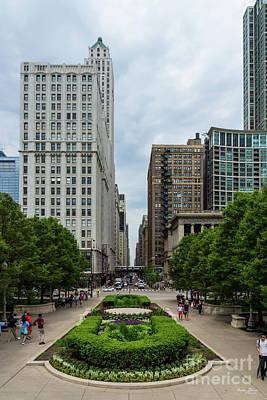Photograph - To Washington Street by Jennifer White