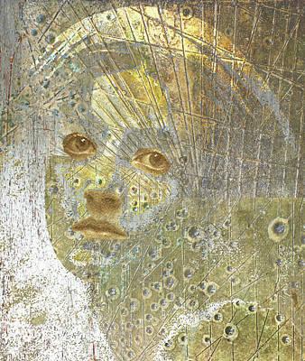 Rust Art Mixed Media - To Whom by Tony Rubino