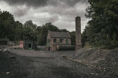 Photograph - To Work by Stewart Scott