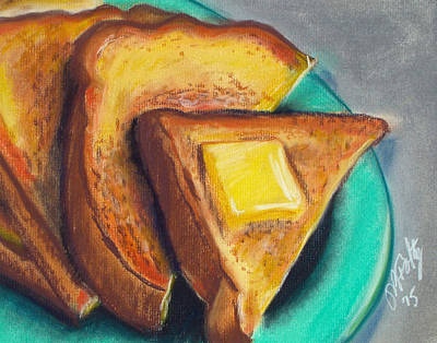 Painting - Toast Of The Town by Michael Foltz