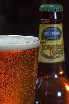 Beer Photos - Toasted Lager by Rick Berk