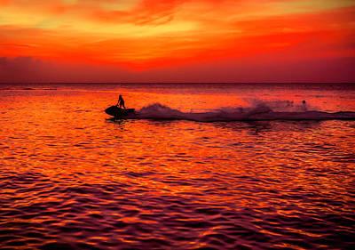 Photograph - Tobago Red by Nadia Sanowar