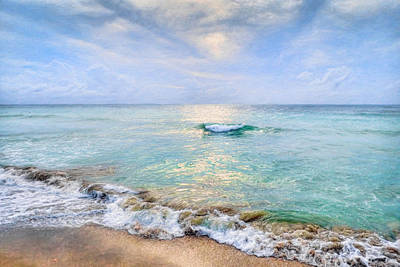 Photograph - Tobago Wave by Nadia Sanowar
