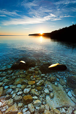 Photograph - Tobermory Sunrise by Alapati Gallery