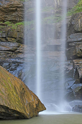 Photograph - Toccoa Falls Georgia 3 by Joseph C Hinson Photography